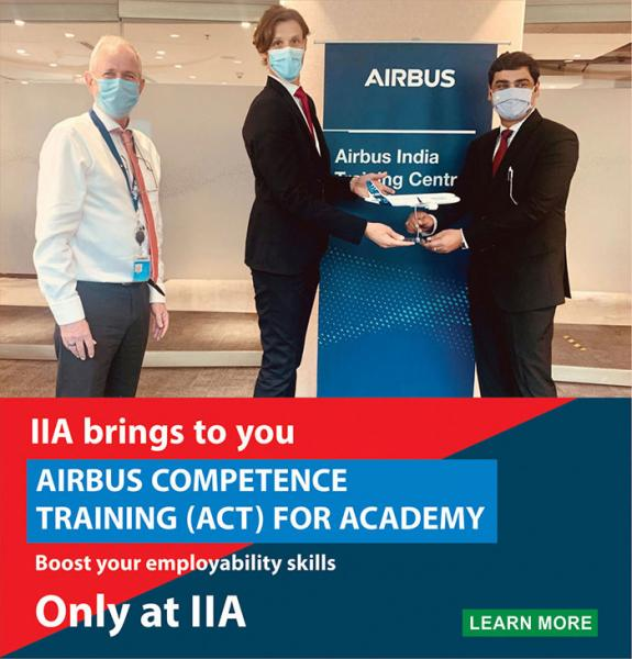 Airbus competence training
