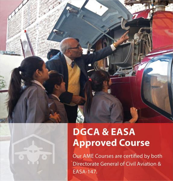 DGCA Approved Course
