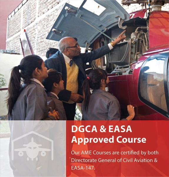 DGCA & EASA Approved Course