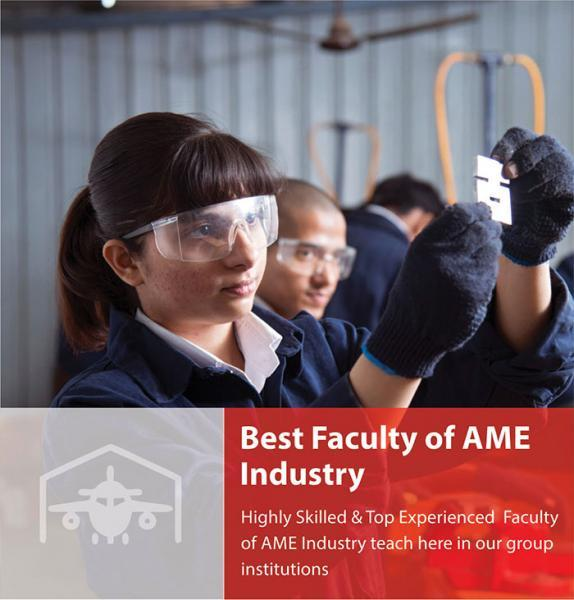 Best Faculty of AME Industry